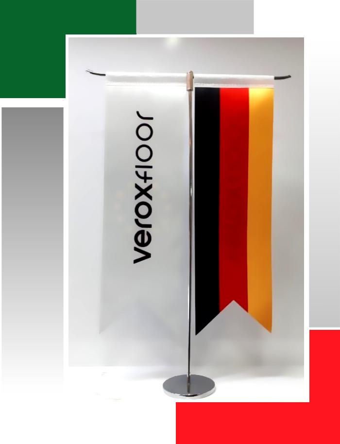 پرچم رومیزی تی